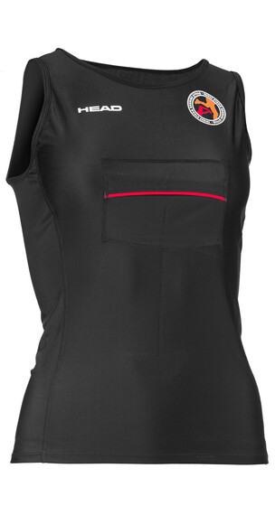 Head ÖTILLÖ Swimrun Base Layer Dames zwart